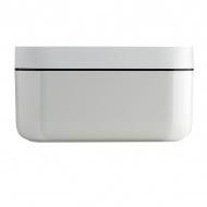 Foremka do lodu i pudełko Ice Box Lekue Hielo białe