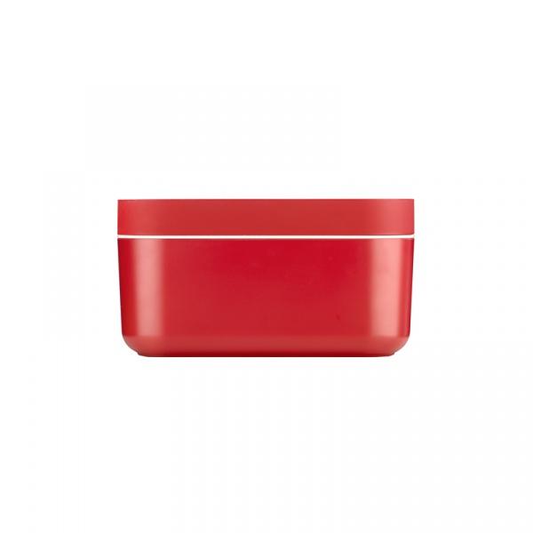 Foremka do lodu i pudełko Ice Box Lekue Hielo czerwona 0250400R05C002