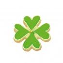 Foremka do wykrawania ciastek Birkmann czterolistna koniczyna