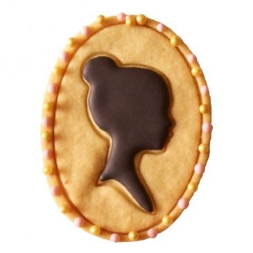 Foremka do wykrawania ciastek Birkmann KAMEA