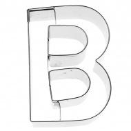 Foremka do wykrawania ciastek Litera B Birkmann Alfabet