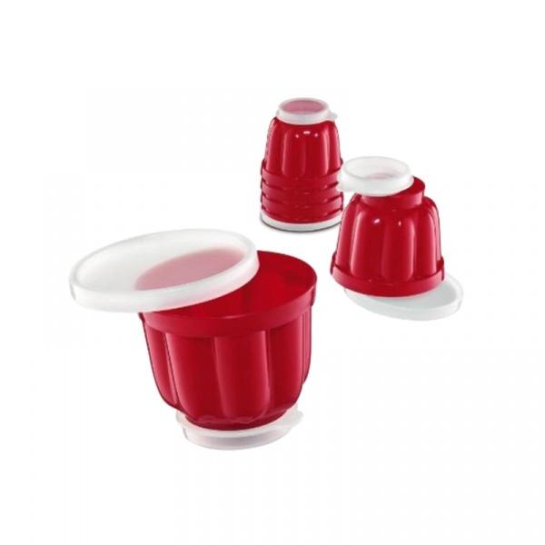 Foremki na deser/pudding 6 szt. Kuchenprofi KU-0805901406