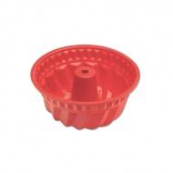 Forma do babki 22cm 69250 Guardini Juliette-Silicon czerwony