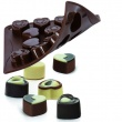 Forma do czekoladek lub kostek lodu 14 sztuk serca Pavoni CHOCOLOVEMRS