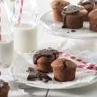 Forma do muffinów Lekue Gourmet czerwona 0620806R01M022