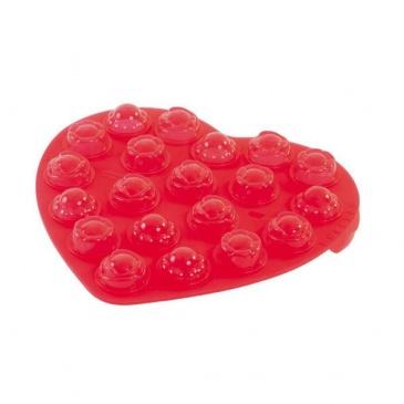 Forma do przygotowywania lizaczków Pavoni czerwona