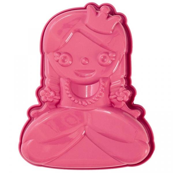 Forma na ciasto Pavoni księżniczka różowa FRT172ROS