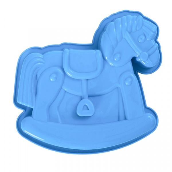 Forma na ciasto/tort Pavoni Baby Shower niebieska FRT171AZ3S