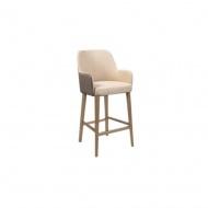 Fotel barowy Clem 56x63x101 cm