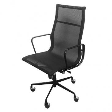 Krzesło biurowe Aeron Premium King Home czarne