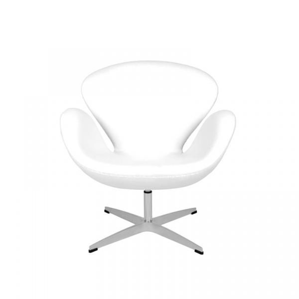Fotel Cup biały kaszmir #K3 DK-25349
