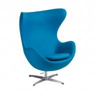 Fotel Jajo Premium D2 kaszmir niebieski jasny