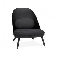 Fotel Kokoon Design Kajol czarny