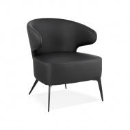 Fotel Kokoon Design Wagyu czarny
