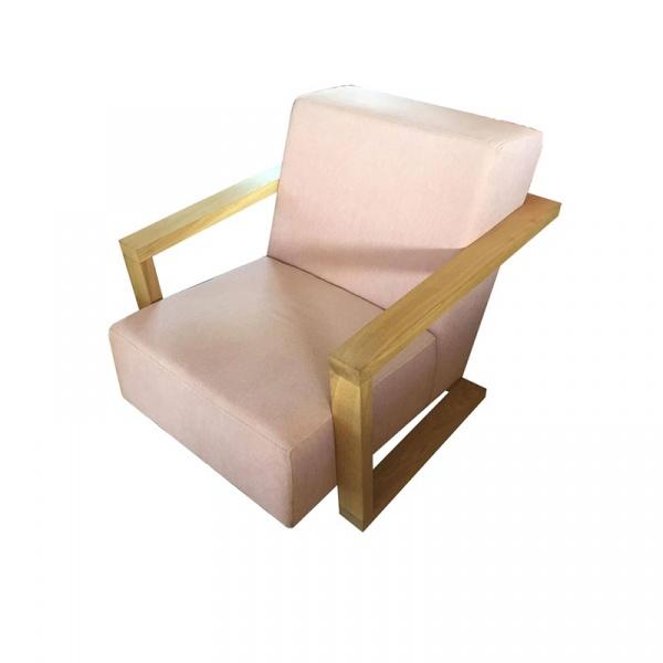 Fotel Moderno Quentin Design beżowy QD-006