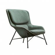 Fotel Neapol : Kolor - zielony