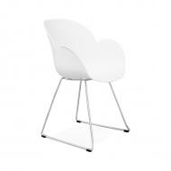 Fotel Testa Kokoon Design biały