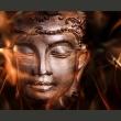 Fototapeta - Buddha. Fire of meditation. A0-F4TNT0520