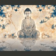Fototapeta - Buddha of prosperity A0-F5TNT0077-P
