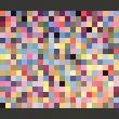 Fototapeta - Cała gama kolorów A0-LFTNT0654