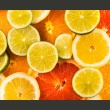 Fototapeta - Citrus fruits A0-LFTNT0882