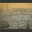 Fototapeta - Dobranoc Paryżu A0-LFTNT0707
