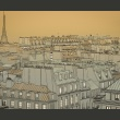 Fototapeta - Dobranoc Paryżu A0-F5TNT0036-P