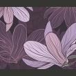Fototapeta - Dreamy flowers A0-F5TNT0073-P
