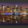 Fototapeta - Gold reflections - NYC A0-F5TNT0019-P
