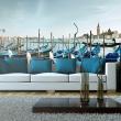 Fototapeta - Gondole na Canal Grande, Wenecja A0-F5TNT0018-P