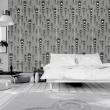 Fototapeta - Grafitowe sople A0-WSR10m365