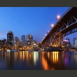 Fototapeta - Granville Bridge - Vancouver (Kanada) A0-F5TNT0095