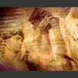 Fototapeta - Grecki kolaż A0-LFTNT0735