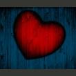 Fototapeta - Heartbeat A0-LFTNT0662