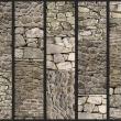 Fototapeta - Kamienna ściana A0-WSR10m405