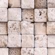 Fototapeta - Kamienne tło: mozaika A0-WSR10m332