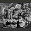Fototapeta - Londyn, Londyn... (czarno-biały) A0-LFTNT0687