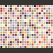 Fototapeta - Mozaika kolorów A0-LFTNT0656