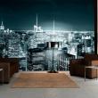 Fototapeta - Nocne życie Nowego Jorku A0-F5TNT0017-P