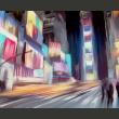 Fototapeta - Nowy Jork, dynamika i kolory A0-F4TNT0052-P