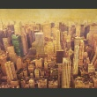 Fototapeta - Nowy Jork w sepii A0-F5TNT0055-P