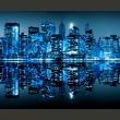 Fototapeta - Ocean świateł - NYC A0-F5TNT0043-P