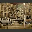 Fototapeta - Parisian fountain A0-LFTNT0693
