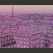 Fototapeta - Piątkowy wieczór w Paryżu A0-LFTNT0704
