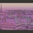 Fototapeta - Piątkowy wieczór w Paryżu A0-F5TNT0039-P