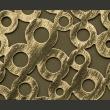 Fototapeta - Pierścienie z brązu A0-F5TNT0064-P
