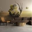 Fototapeta - pustynia - motyw abstrakcyjny A0-F4TNT0056-P