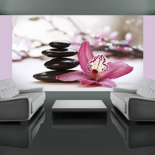 Fototapeta - Relaxation and Wellness (450x270 cm) A0-F4TNT0515