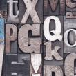 Fototapeta - Scrabble A0-WSR10m417