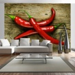 Fototapeta - Spicy chili peppers A0-LFTNT0868